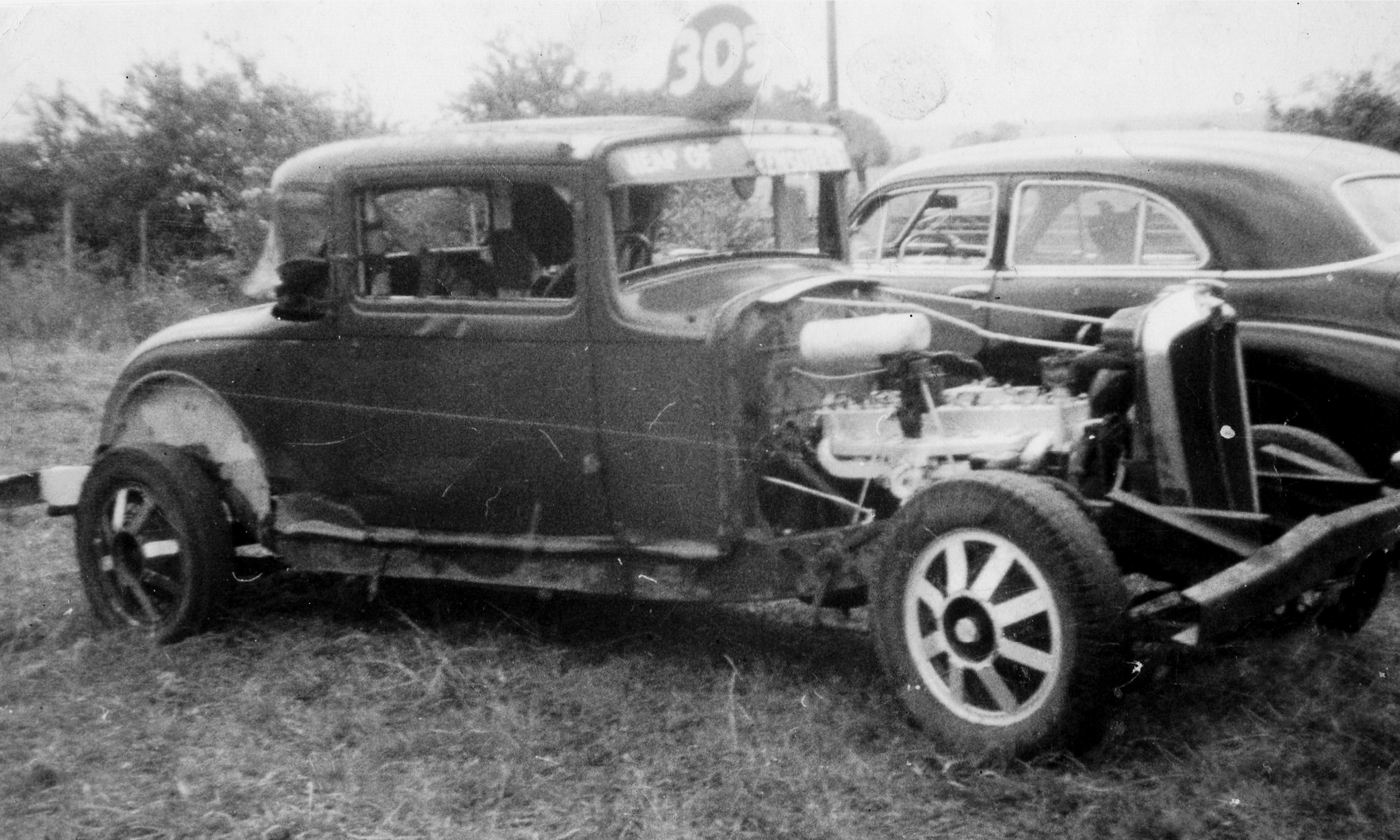 Stock Car Racing In Britain The Early Days