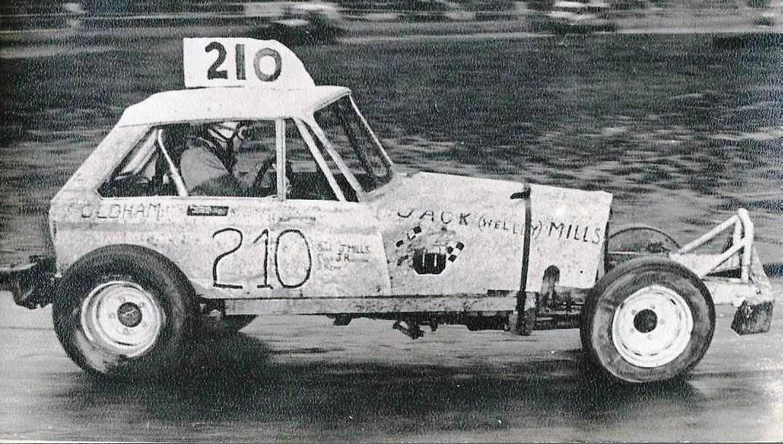 Stock-Car Racing in Britain - More Seniors / F1s in the Sixties