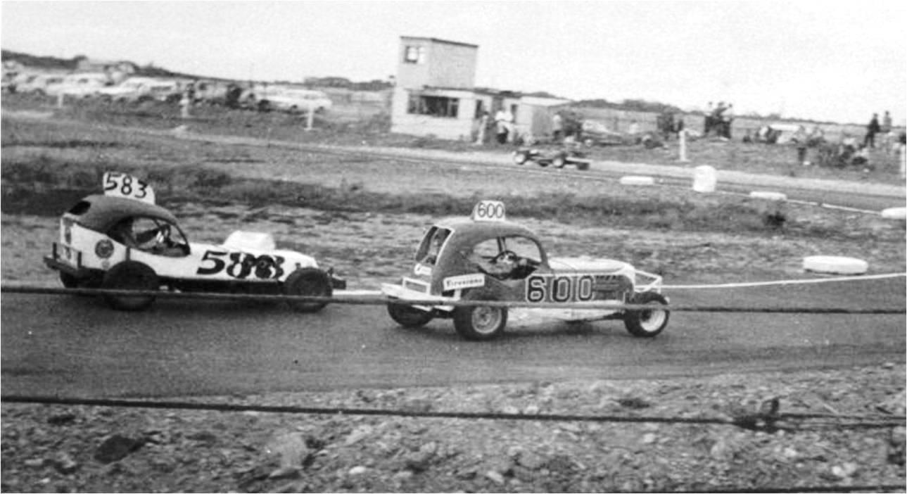 Stock-Car Racing in Britain - Juniors / F2s