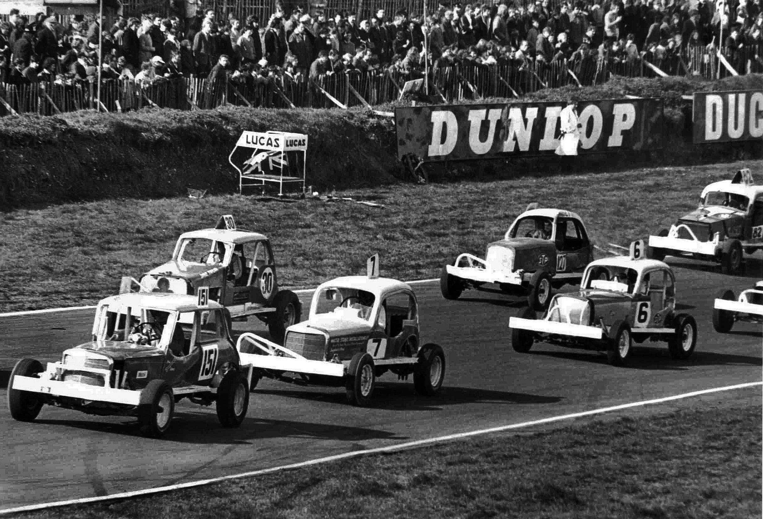 Stock-Car Racing in Britain - The Seventies