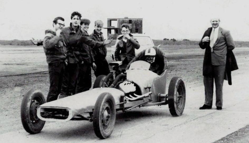 Stock-Car Racing in Britain, 1950\'s-1970\'s