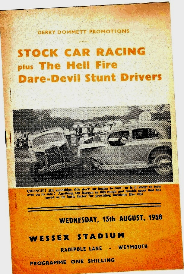 Stock car racing in britain 1950s 1970s the 381 car is listed as beingkiller sayers from nottingham imagine trying to enter a race fandeluxe Gallery
